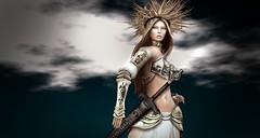 GizzA - Lysistrata Fantasy Costume