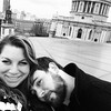 Me and the boyfriend outside #stpauls #london