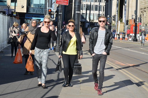 Homeward Bound, Mosley Street, Manchester