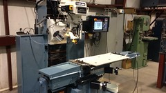 Sat, 03/14/2015 - 08:00 - CNC Vertical Mill