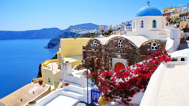 Santorini Greece 1