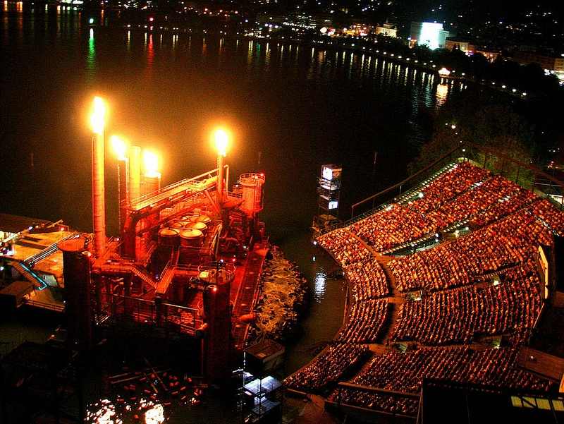 Festival Bregenz Floating Stage