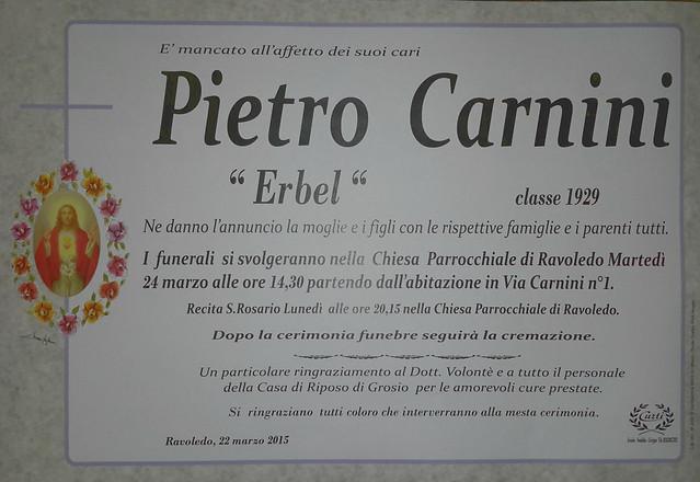 Carnini Pietro