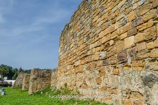 Зображення Castelo de Alcobaça. portugal medieval castelo turismo alcobaça