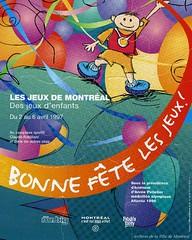 Casse-tête Jeux de Montréal. 1997, VM114-Z-4_0001V