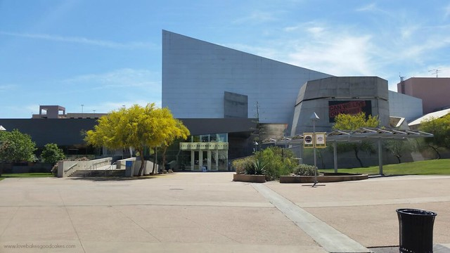 AZ Science Center #NeverStopWondering #blendedconf @blendedconf @AZScienceCenter