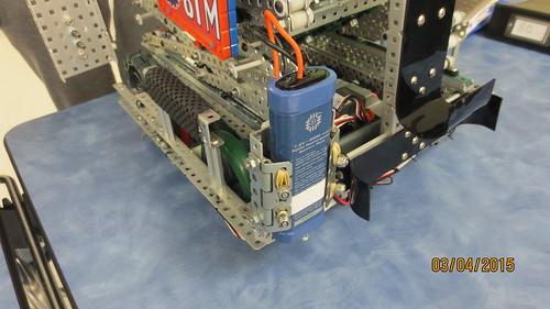81M battery holder