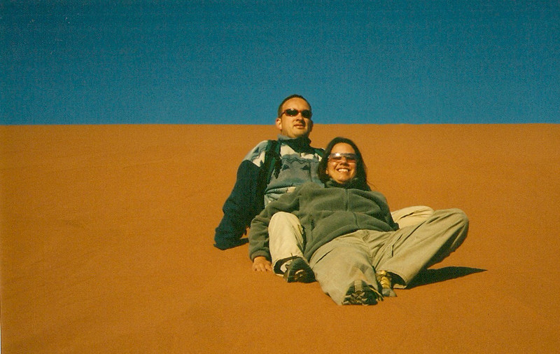 Long time ago - Namibia 2004