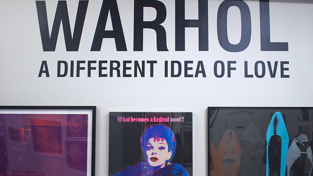 Maison Al's Andy Warhol: A Different Idea of Love | Yaletown, Vancouver