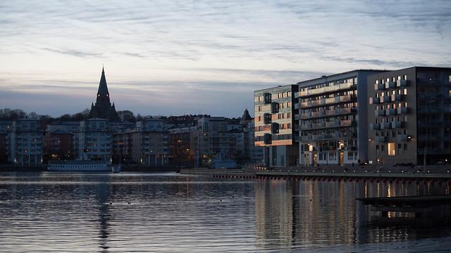 Henriksdalshamnen