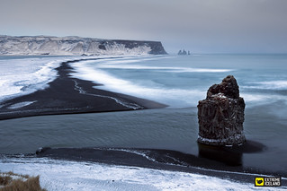 The Eagle Stack - Reynisfjara Beach