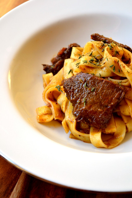 Recipe for Beef Shin Ragu