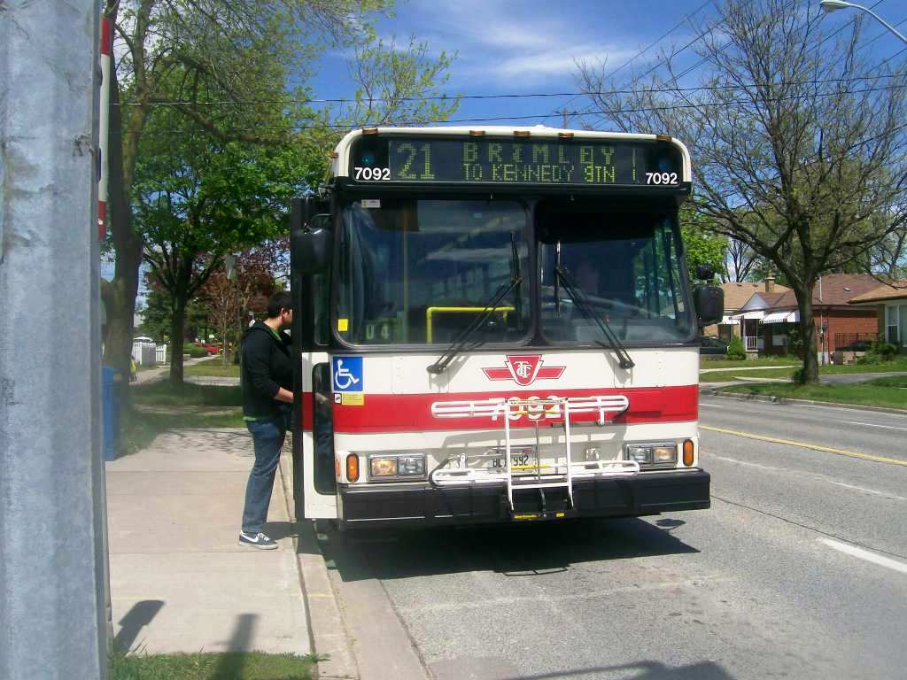 TTC 1996 Orion V #7092