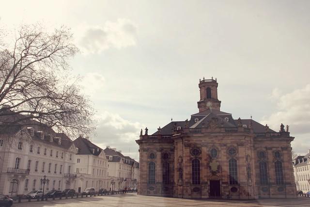 Ludwigskirchen, Saarbrücken