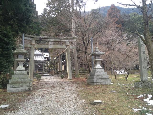 清滝山 清滝神社