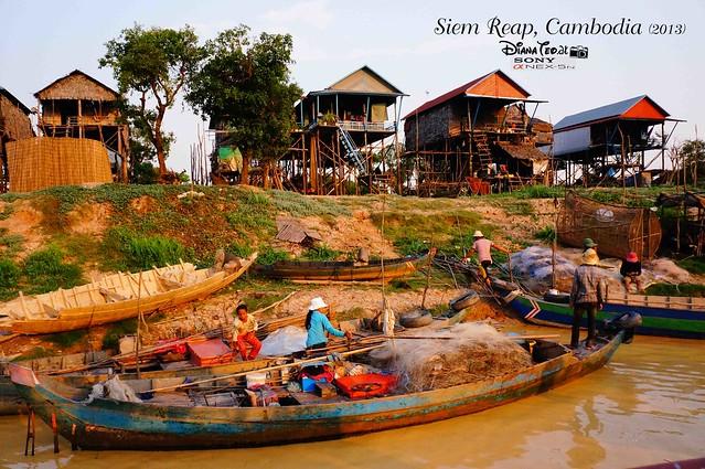 Siem Reap, Cambodia Day 4 - Tonle Sap Lake 04