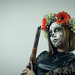 Sugar Skull - Camille C. by Dvelec Photography