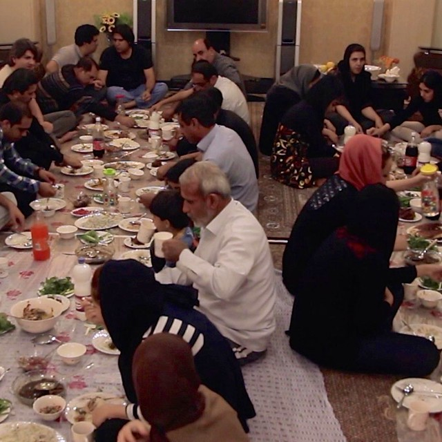 The Feast - Orami Family - Every Day Life in Iran - 1