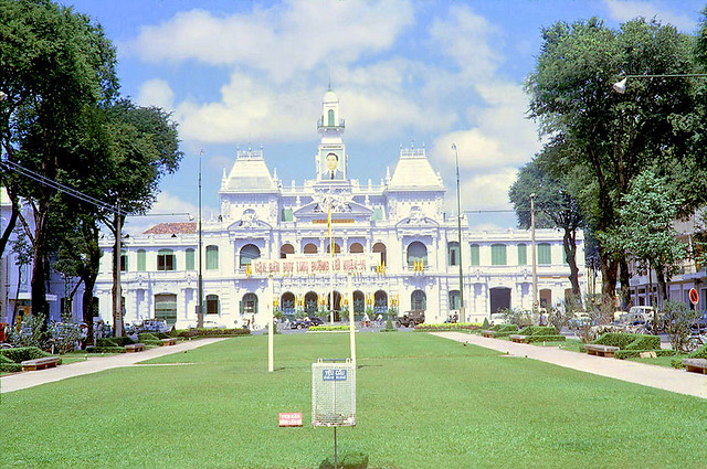 SAIGON 1961 - City Hall