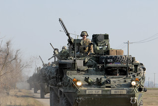 2nd Cavalry arrives