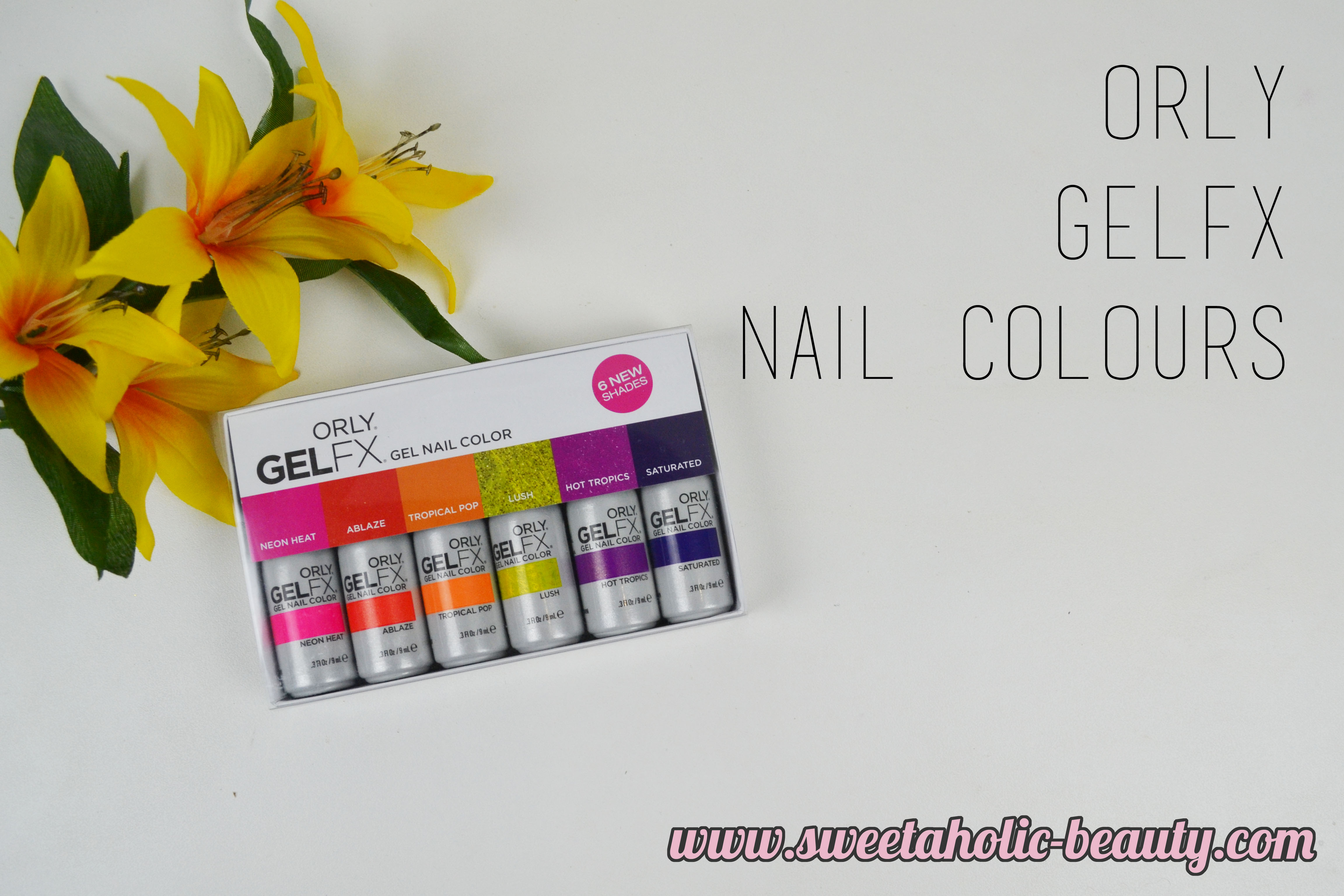 ORLY, GELFX, Gel Nails, Manicure, Mani, NOTD, BBloggers,