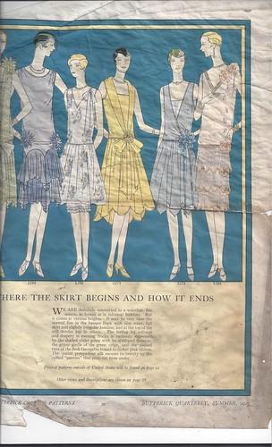 Butterick Quarterly Summer 1927 pg 25