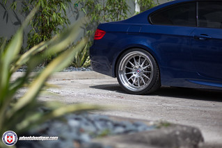BMW M3 on HRE Classic 303