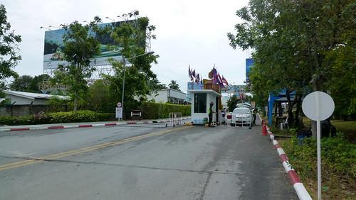 今日のサムイ島 4月15日 空港、チャウエン周辺