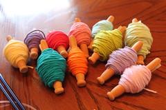 Yarn Bobbins