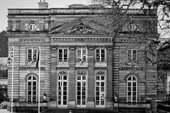 Mairie Montmorency NB BW
