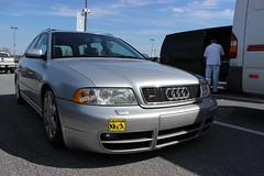 audi s4(0.0), vehicle registration plate(0.0), automobile(1.0), automotive exterior(1.0), audi(1.0), executive car(1.0), wheel(1.0), vehicle(1.0), grille(1.0), audi a4(1.0), bumper(1.0), land vehicle(1.0), luxury vehicle(1.0), sports car(1.0),