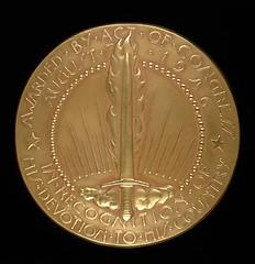 General John J. Pershing Medal  1966.110.43_1b reverse