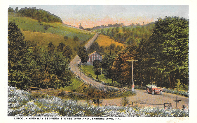 Lincoln Highway Postcards-4