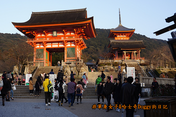 日本京都清水寺11