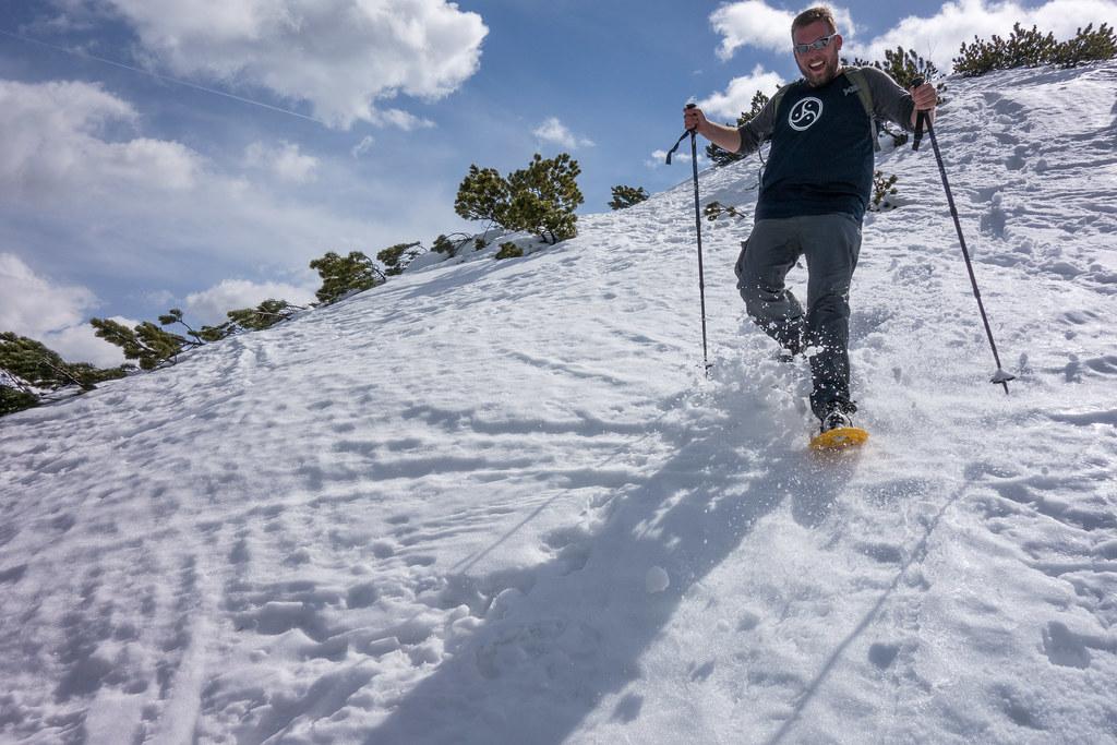 Zäunlkopf Snowshoe Hike