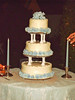 Pam's wedding cake