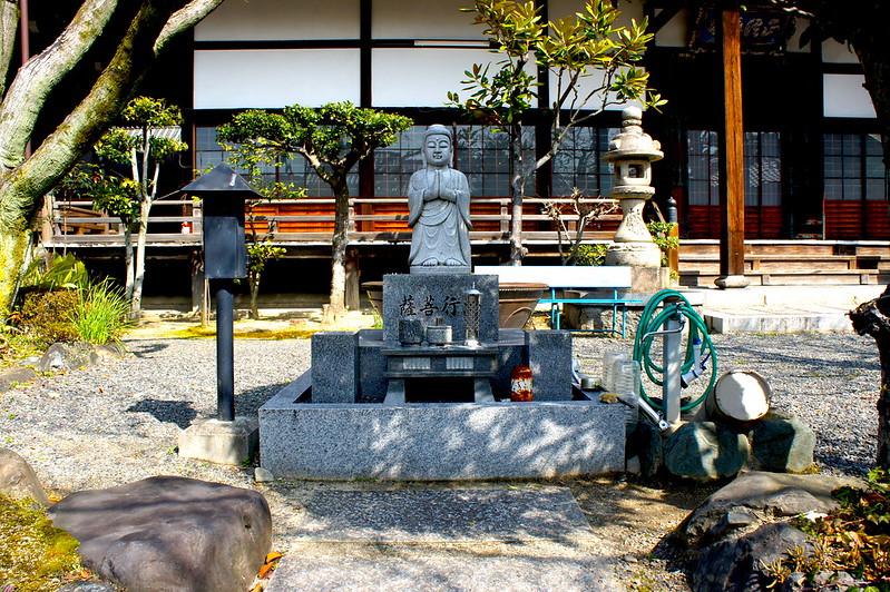浄行菩薩/妙傳寺(Myoden-ji Temple / Kyoto City) 2015/03/17 04814