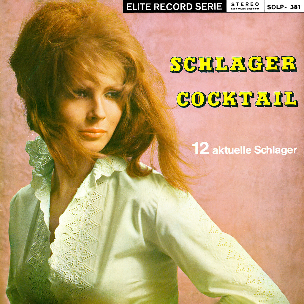 Jan Mossura - Schlager-Cocktail