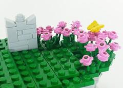 Graveyard in Springtime
