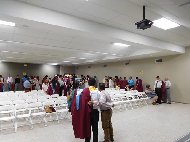 Graduación Senior: Clase 2016