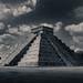 Mayan Pyramids at Chichen Itza by strobist