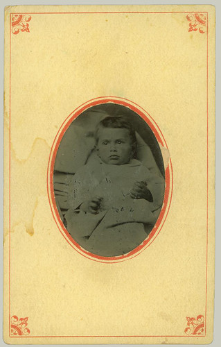 Tintype baby