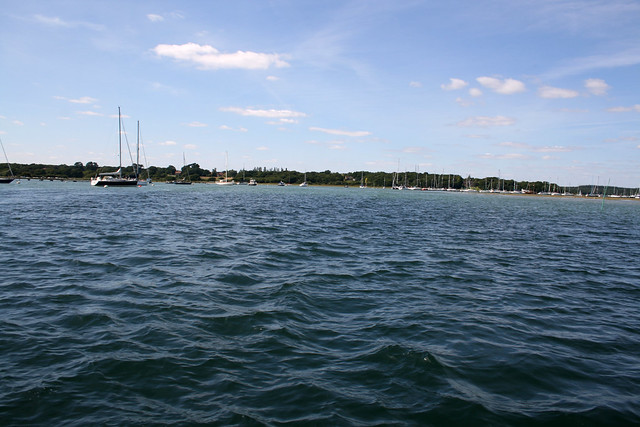 The Beaulieu river