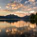 Lake McDonald by M@ H