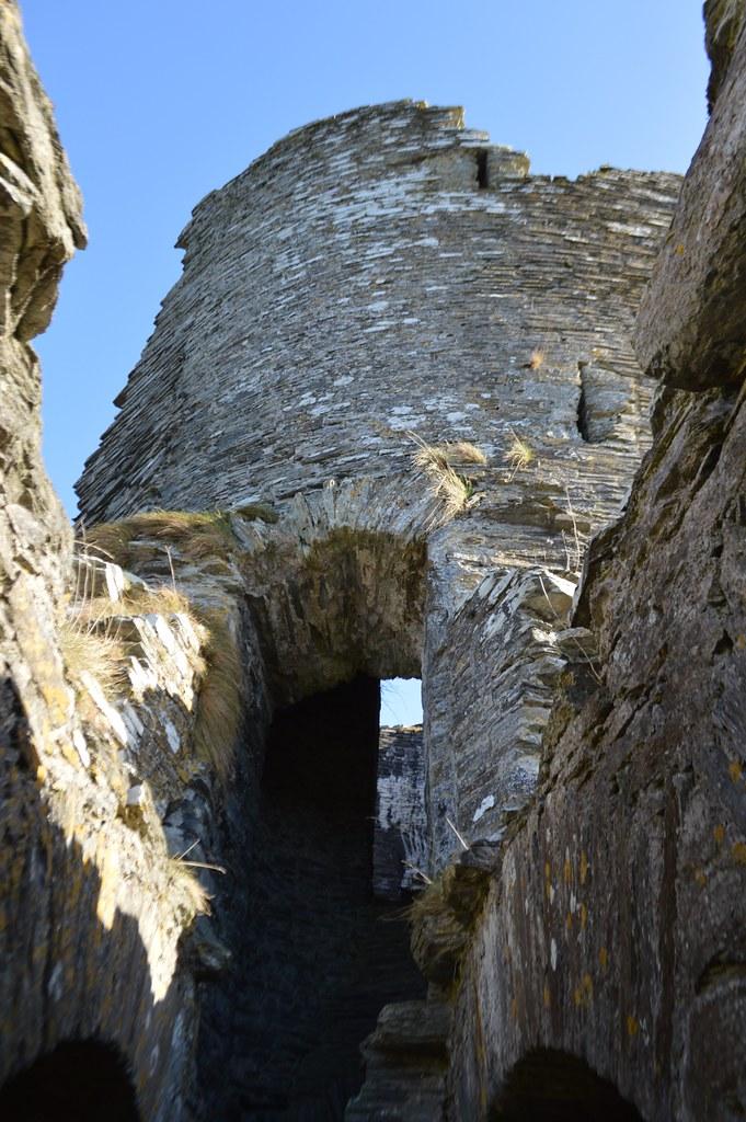 Cilgerran Castle