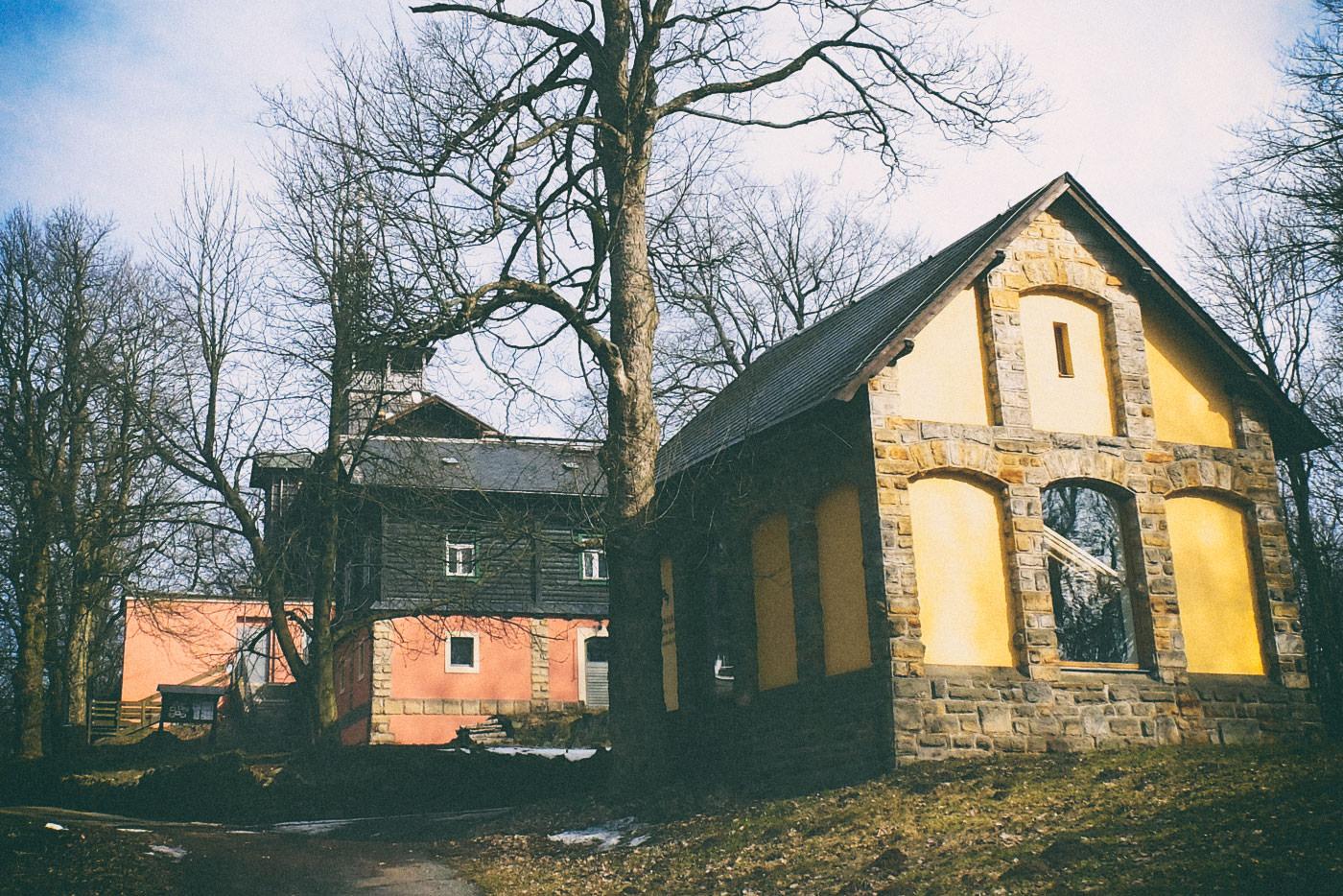 Gasthaus am Großen Winterberg