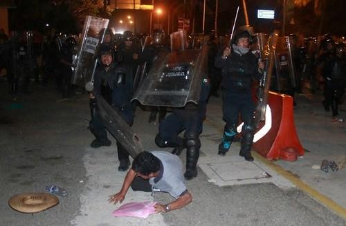 Se justifica gobierno de México sobre torturas: sólo se probaron 14 en 6 años