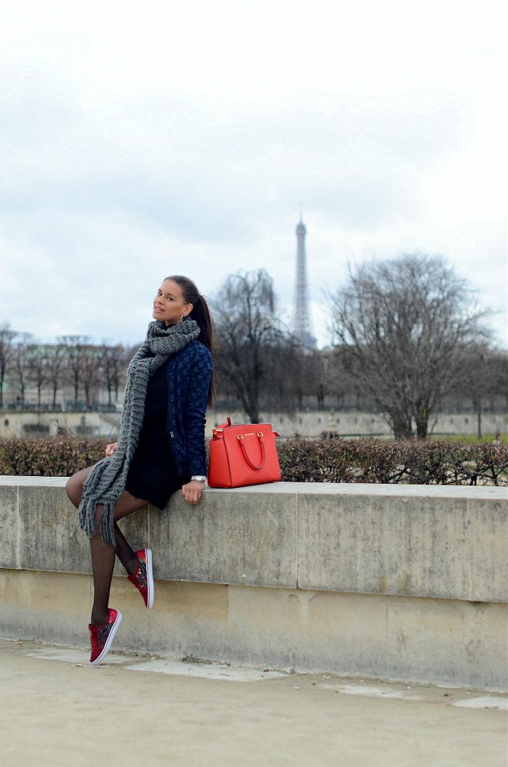 DSC_2432 Tamara Chloé, Paris, Adidas, Rita Ora, Michael Kors Selma bag Manderin
