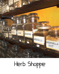 Herb Shoppe