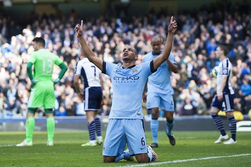 City 3-0 West Brom: Match shots